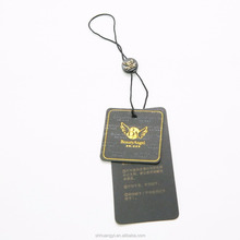 customized cardboard tags,coat check tags,fabric hang tags