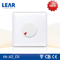 Most popular high quality led dimmer switch with saa