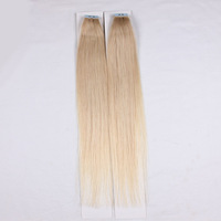 Tape Hair Extension To Make Hair Look Thicker And Longer