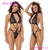 Valentine's Day Charming Lace Women Babydoll Fashion Show Lingerie Sexy Hot