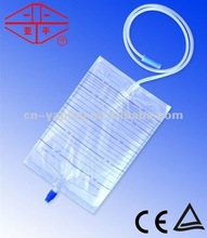 hot sale 2000ml urine collecting bag