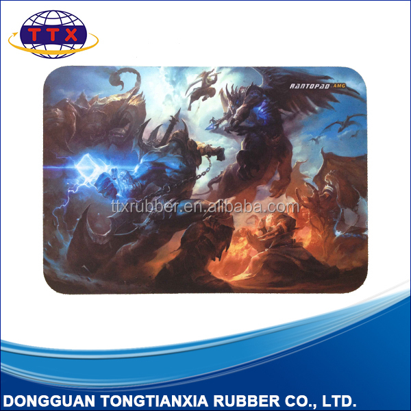 cheap mouse,rubber backing mouse pad printing