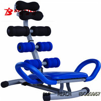 BESSTER JS-060H pull on tvs parts with welding multi functional trainer machine gas spring