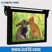 China supplier 19 Inch Hdmi1 Wireless Tft Bus Lcd Advertising Player (MBUS-191A)