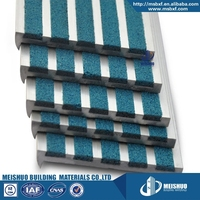 Best selling carborundum trim Crash proof Flexible stair nosing carborundum