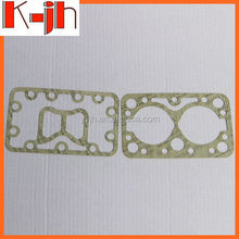 bock type N automotive gasket kit for Yutong bus , paper material valve plate gasket kits /pad,compressor spare parts of gaskets