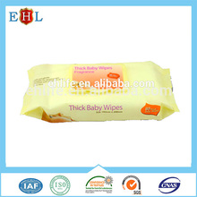 2016 New style Wholesale Professional clean well baby wet wipes