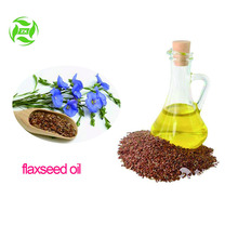 100% Pure Natural Extract Organic Bulk Flax Seed Oil