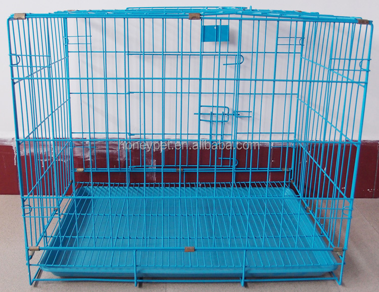 The new aluminum lock dog cage for sale cheap