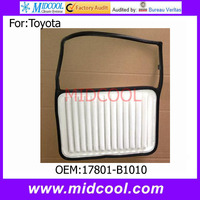 Air Filter for Toyota 17801-B1010