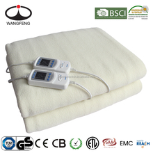 LCD controller with timer Electric Heated Blanket