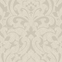 Fabric textil backed vinyl wallpaper