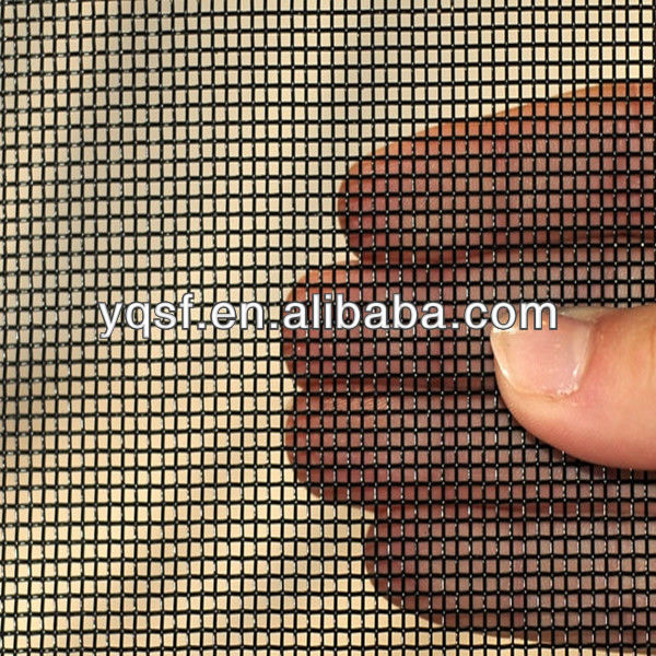 Supply high quzlity coffee filter wire mesh from YQ