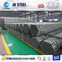 New design half circle galvanized corrugated steel pipe with high quality