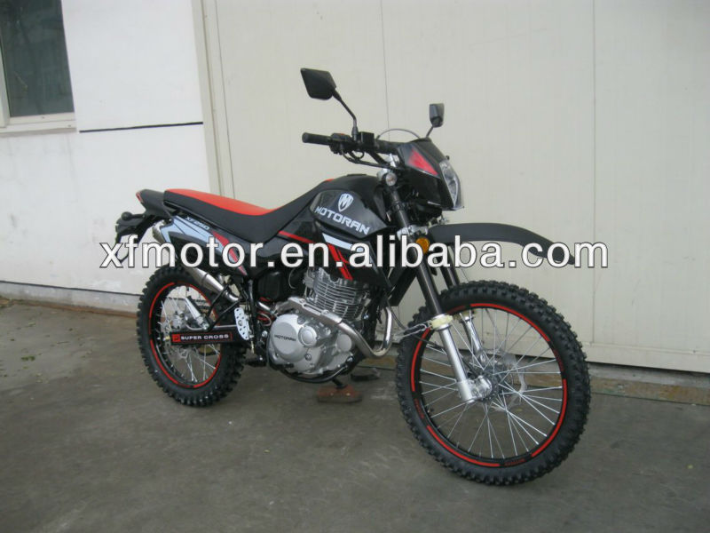 250cc off-road bike