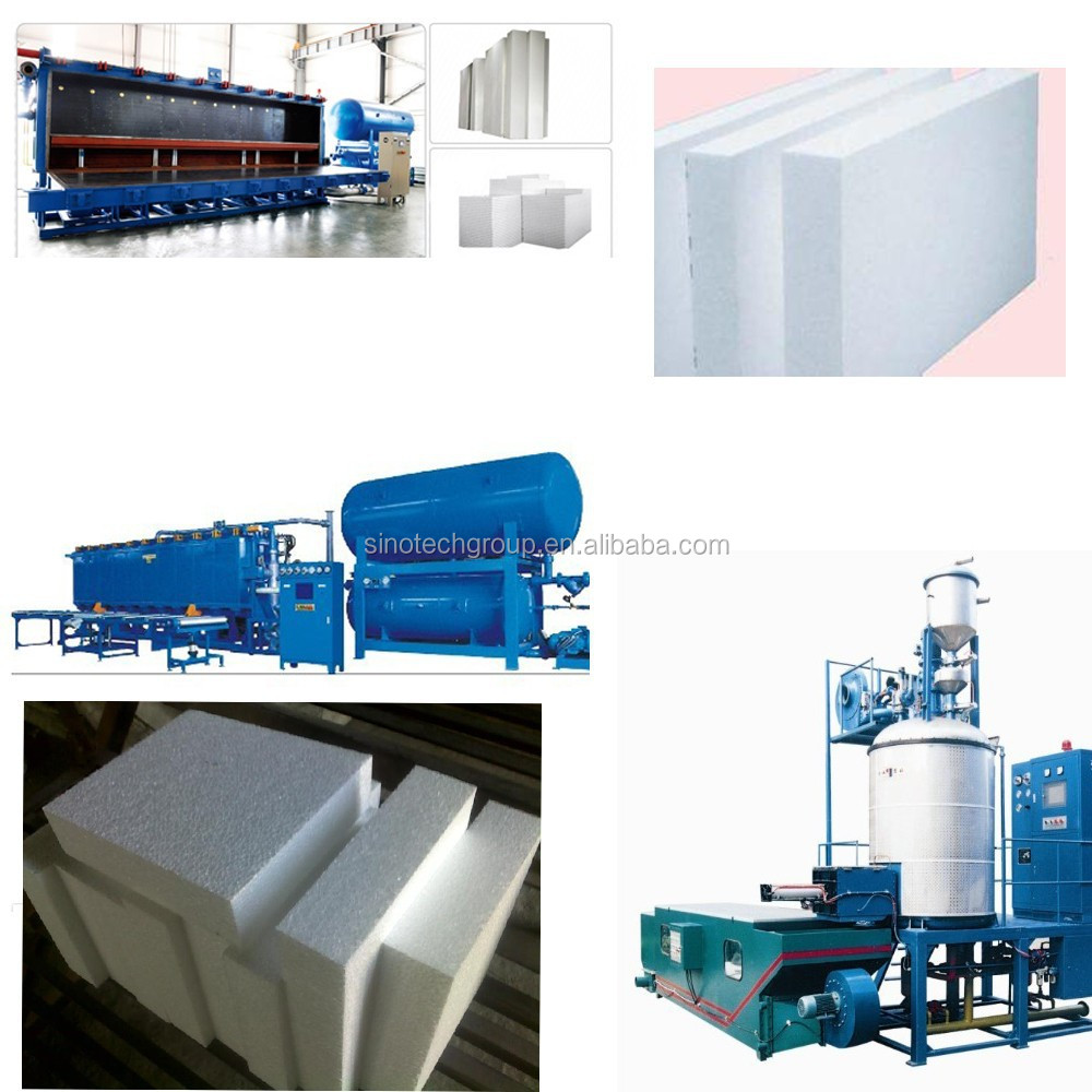 Machine for Expandable Polystyrene EPS Production Line