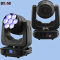 7X40W 4in1 led zoom moving head wash zoom nighclub decoration