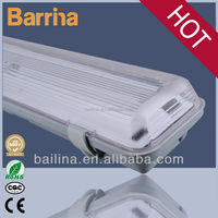 Waterproof strip grow lamp IP65 T8 lighting fixtures