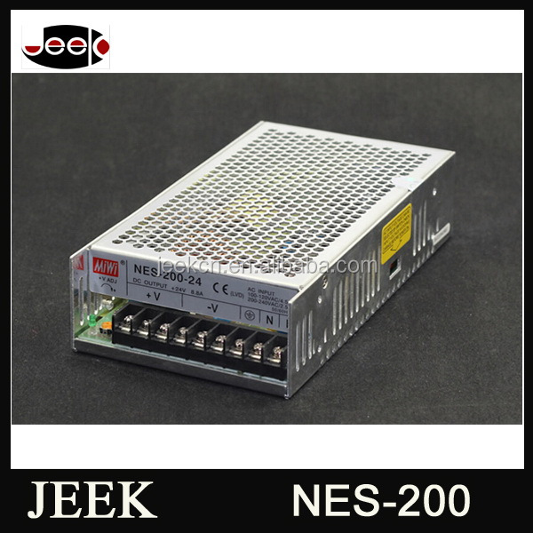 Easy to use promotional 5v 40a 200w led power supply