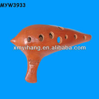 Clay Woodwind musical instrument