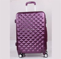 ABS waterproof newest trolley luggage for sale