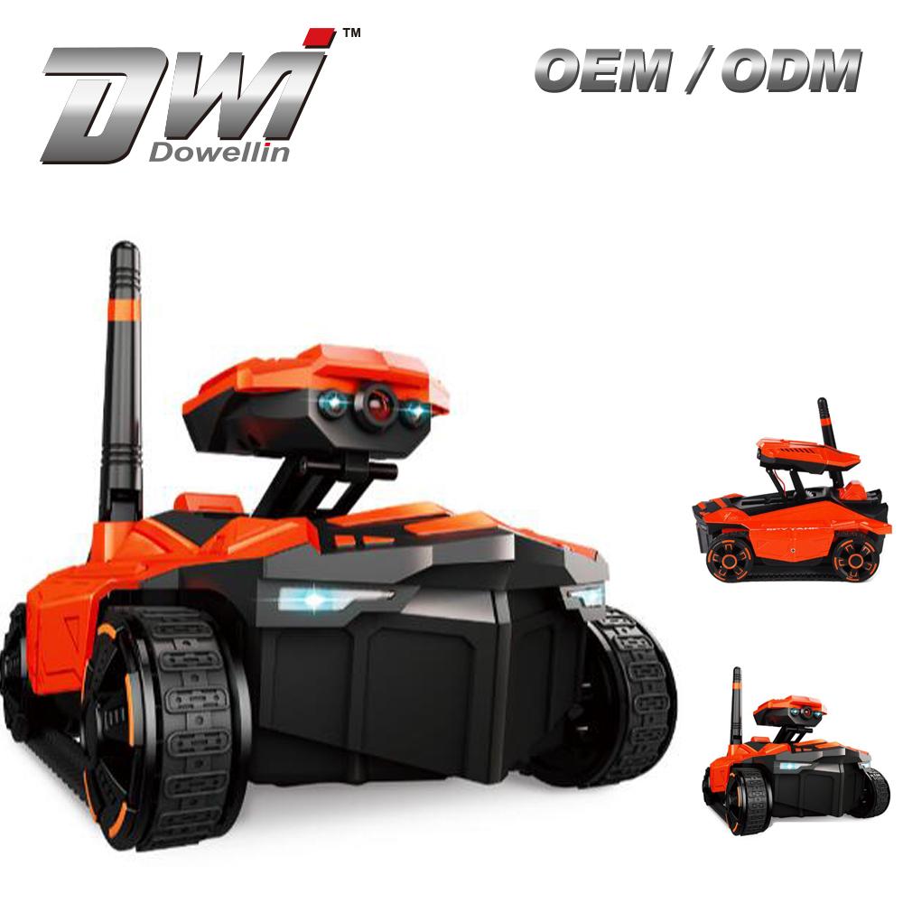 pc based wireless toy car control