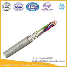 LIYY/LIYCY Cable Control Cable Screened Data Transmission and Telecommunication Cable