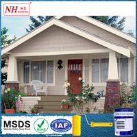 Decorative building Exterior wall coating, paints