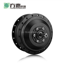 FM-024 36v 350w spoke dc brushless wheel hub motor for electric bicycle motor