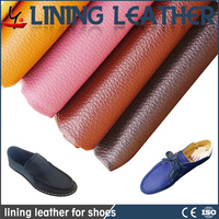 GENUINE COW LEATHER LINING
