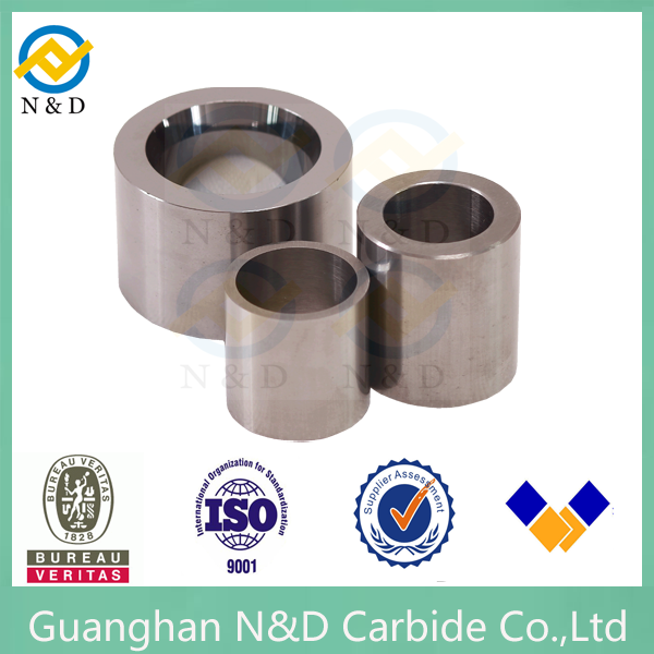 China supplier high demand carbide bushings in market