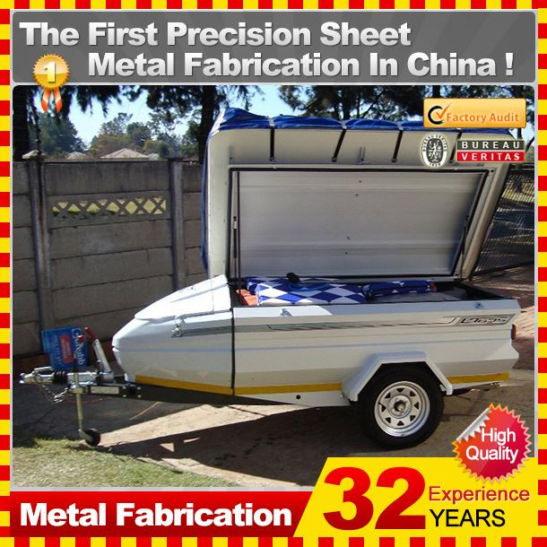 2014 New Style Off Road cage mesh trailer with 32 years experience