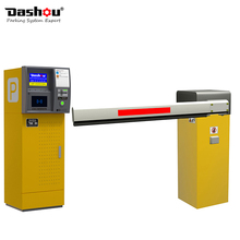 Hot sale Intelligent Parking Ticket Machine System with RFID Reader