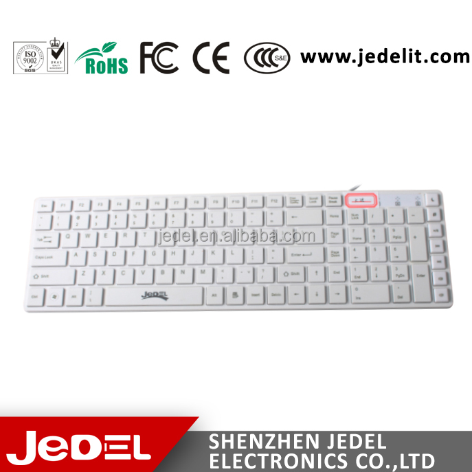 2017 new technology multimedia slim Keyboard computer keyboards