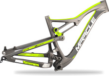 High quality Full Carbon DH Bike Frame,All Mountain 27.5ER Full suspension Bicycle Frame