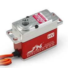 High Voltage Standard HV7017MG 17kg/0.095sec/8.4V Brushless Digital RC Servo