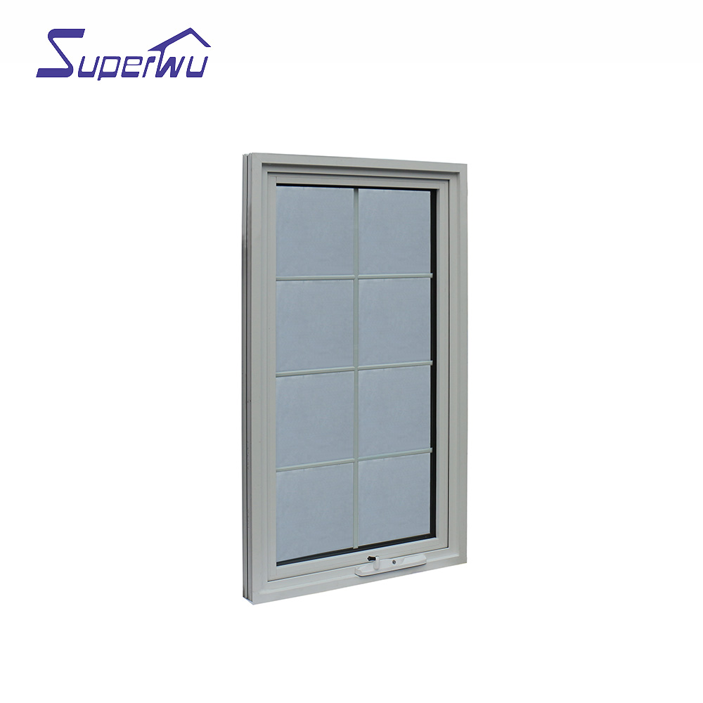 Aluminium Alloy Frame Aluminum Window With AS2047