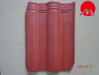 Glazed Concrete Roof Tiles