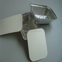 Foil container aluminum bakery trays,household aluminium foil food tray