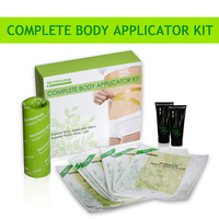 Herbal Customized Label Medicine Weight Loss Best Way to Lose Belly Fat Neutriherbs Complete Body Wrap Kit for Body Slim