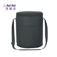 portable beer can insulated beverage ice cream chest pack wine cooler water bottle cooling bag