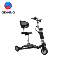CE Zappy Electric 3 Wheel Scooter Electric Tricycle For Adult With Cheap Price