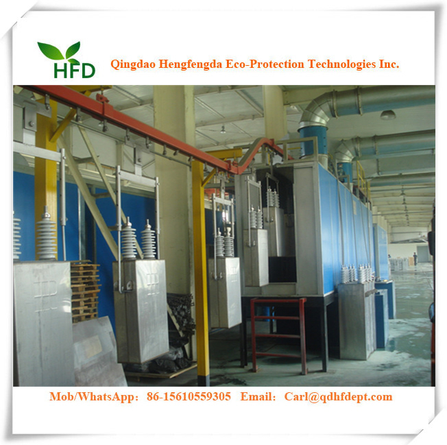 Furniture Spray Baking Paint Equipment/2015 Wood Door Production Line