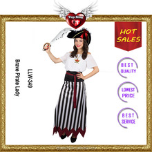 Well Brand Halloween Cosplay Party Adult Fancy Dress for Women