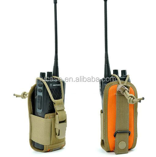 Waterproof Cordura Nylon Two Way Radio Case