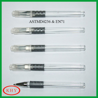 Cheap plastic promotional gift ball point pen
