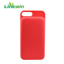 For iPhone 6/7 Charger Case Rechargeable Battery Case Back Up External Battery Backup Charger Case Pack