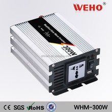 China hot-selling solar power inverter modified sine wave 12v 220v 300w inverter