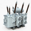Factory direct supply 69kv 6500 kva step up transformer