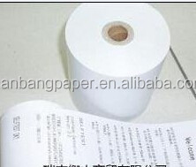 Low price fax thermal paper roll for sale